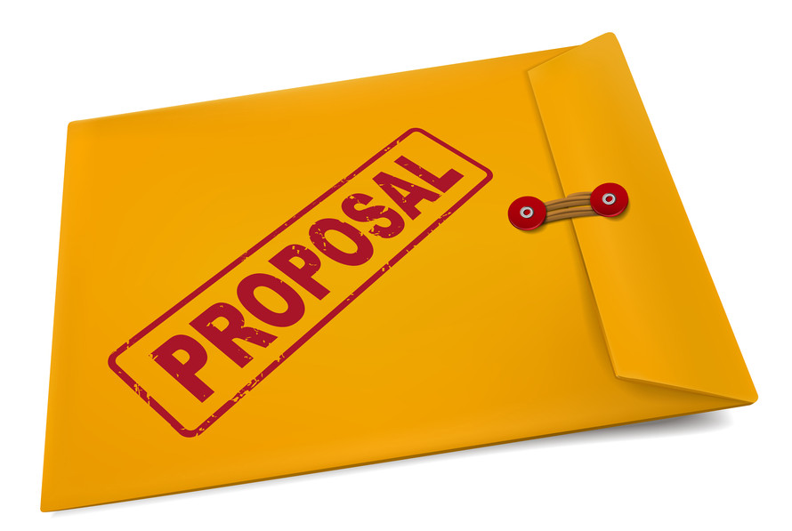 write a proposal for a project